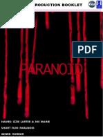 production booklet u9 paranoid