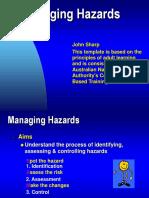 Managing Hazards -Woodside