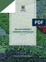 Guía de Techos Verdes y Jardines Verticales