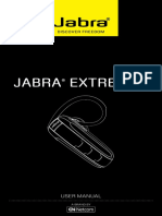 User Manual Jabra Extreme2