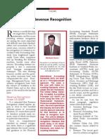 Revenue Recognition - CA Journal Apr 2006