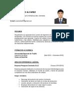 CV Camacho Alvarez