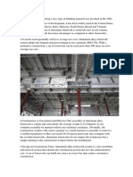 Advantages of Aluminum Formwork System
