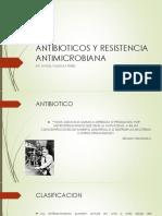 Antibioticos y Resistencia Antimicrobiana