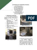 Metología TT, TQ y Metalografía