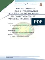 CONSTRUCCION - VIVIENDA MULTIFAMILIAR