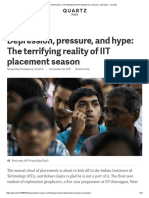 IIT Placement Article _ About the Process and Misc Things of Placement