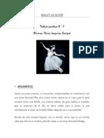 Ballet La Silfide Joaquina