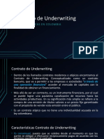 Contrato de Underwriting