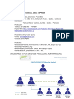 Análisis financiero y economico de un empresa