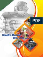 Coach Manual Panahan