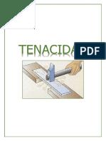 INFORME TENACIDAD