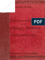 Baker (A Dictionary of Musical Terms) (1904).pdf