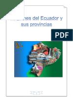 Regiones Del Ecuador y Sus Provincias