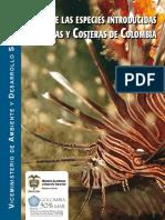 Pub Guia de Las Especies Introducidas Marinas y Costeras de Colombia