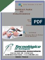 Finanzas Para No Financieros PDF