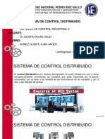 Sistema de Control Distribuido - Nuñez Quispe