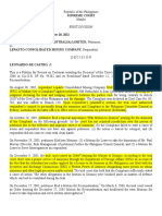 NM Rothschild & Sons (Australia) Limited vs Lepanto Consolidated Mining