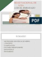 Anemia Dra. Paola c