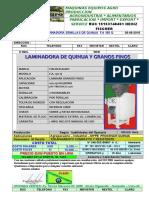 19. Laminadora Granos de Quinua Peru (1)