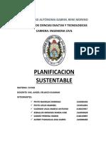 Planificacion Sustentable Grupo 7