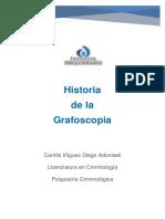 Historia de Las Grafoscopia