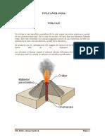 vulcanologia