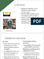 Calidad de Servicio v 2016b
