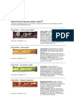 Oferta Produse Healthy Coffee
