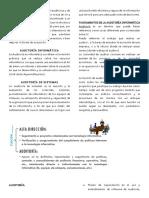 Auditoría Informática Octubre 2017 - 2018