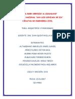 Arquetipo y Paradigma- Grupo II - IV-A