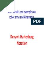 Robot Arms and Kinematics