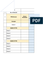 3 Hip Online Reporting Template