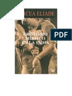 Eliade Mircea - Erotismo Mistico en La India