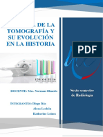 Primer Grupo Historia Avance Tomografia MSC NORMAN OLMEDO
