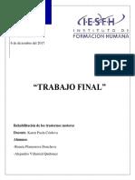 Victor Hugo Final. Final