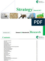 Stewart & Mackertich Research -India Strategy March 2017