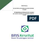 Kupdf.com Contoh Proposal Prolanis Bpjs Kesehatan
