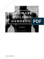 Mass Building Exercises