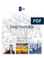 S5 - 1 Strategic Planning Model