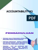 8. Safety Accountability