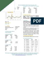 Market Update 11th December 2017