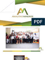 amautas mineros
