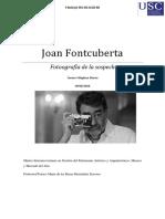 Joan Foncuberta Postfotografia