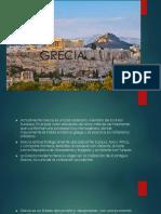 Grecia y Las Polis