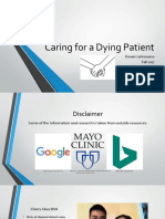 caring for a dying patient-final