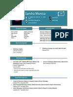 Curriculum Vitae_Sandra Monica