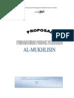 Contoh Proposal Pembangunan Pondok Pesantren Terbaru