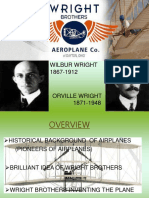 Innovations and Developments in Aviation