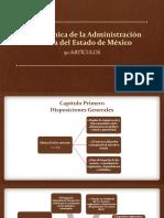Entidades paraestatales en el Estado de México.pptx